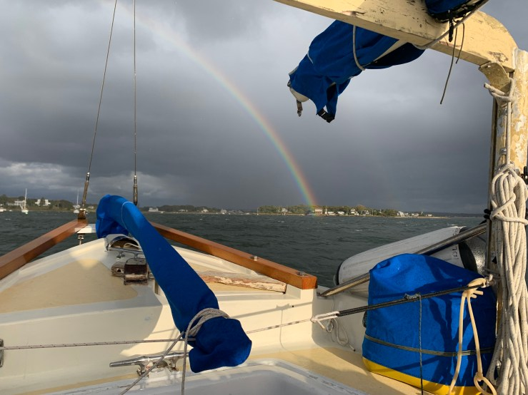 Idle Queen Onset harbor rainbow