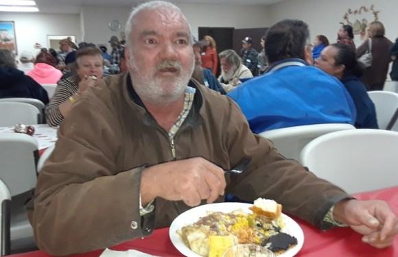 Free Thanksgiving Dinner Tonight (5P-7P-Phelan Community Center)