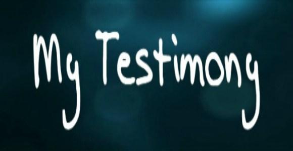 Testimony–Ariana Bernal