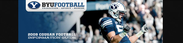Brigham Young University Football Online Information Guide