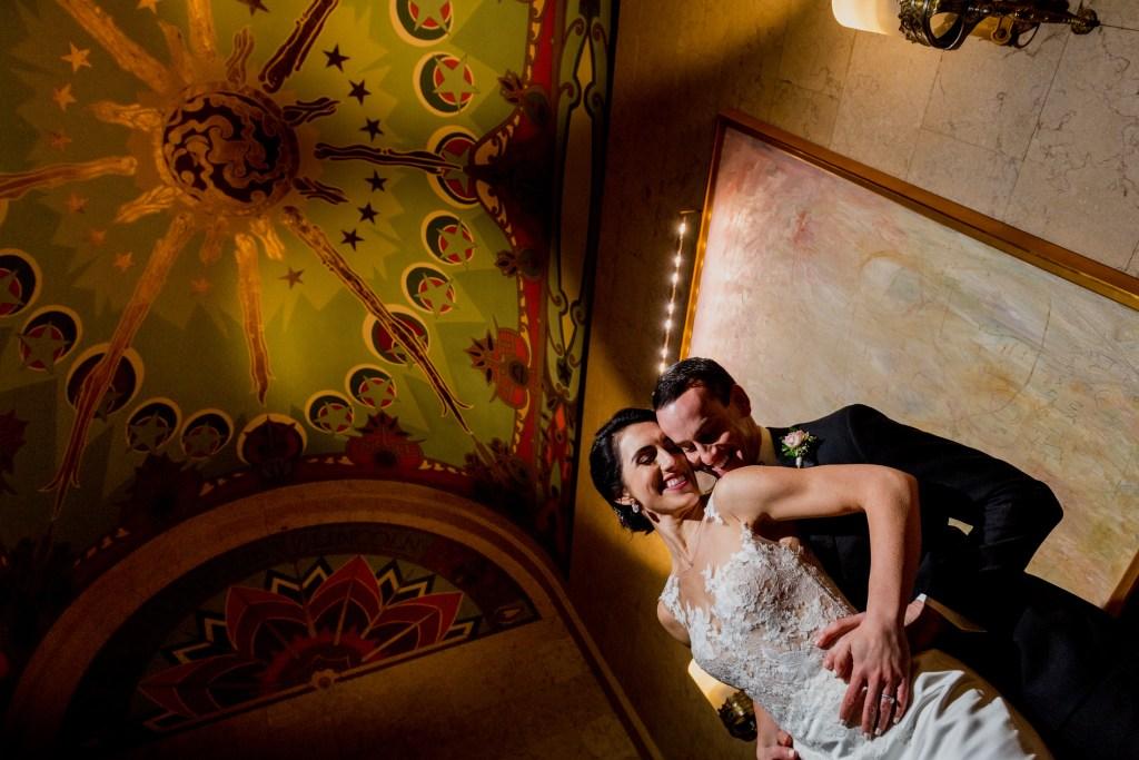 The Westin Great Southern Columbus Wedding
