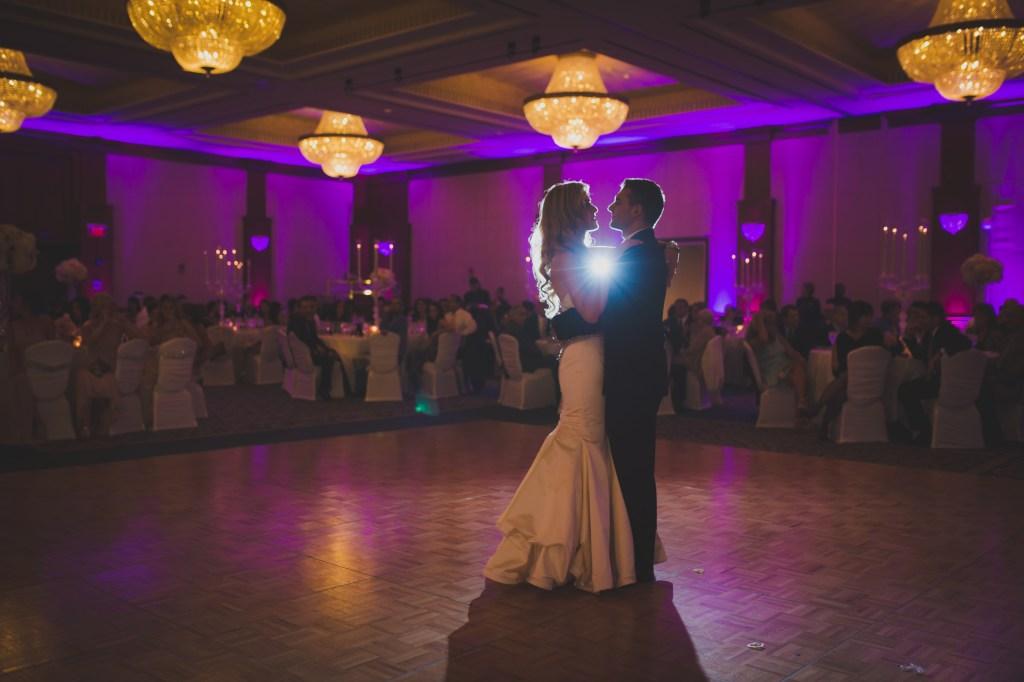 InterContinental Cleveland Hotel Wedding