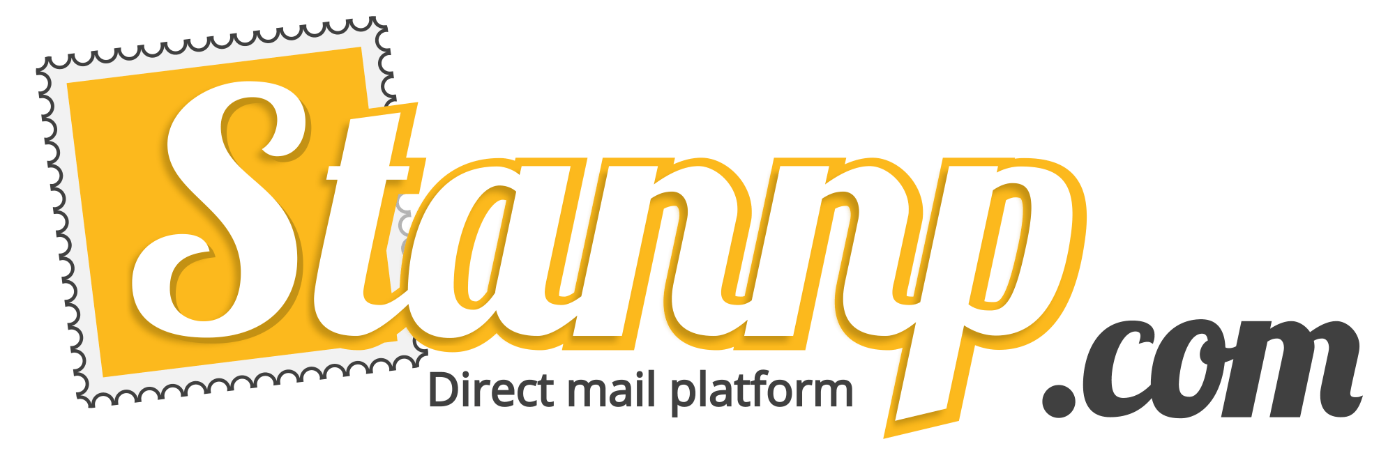 Stannp direct mail logo