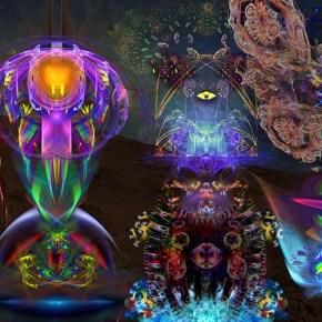Fractal Beings of Light