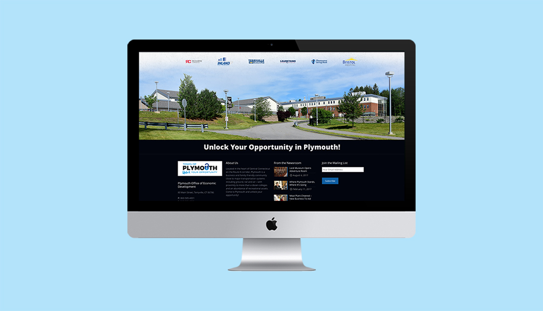 Town of Plymouth Website