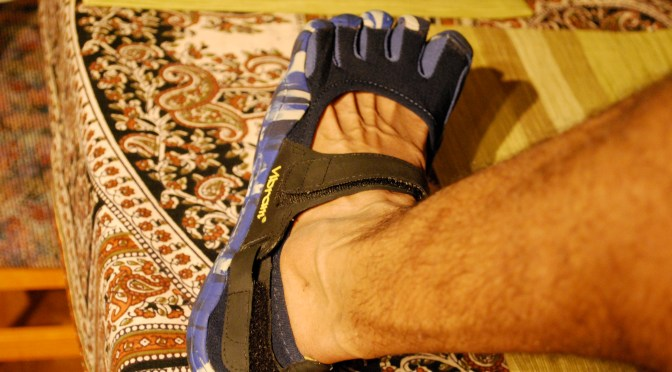 Barefoot Running – Vibram Five Fingers Are Worth It