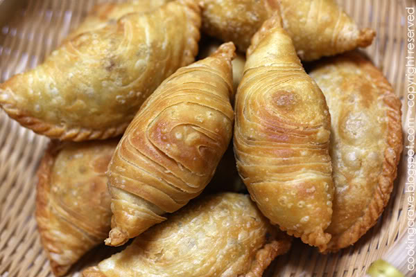 Best Curry puffs Singapore