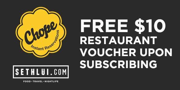 free voucher mailing list