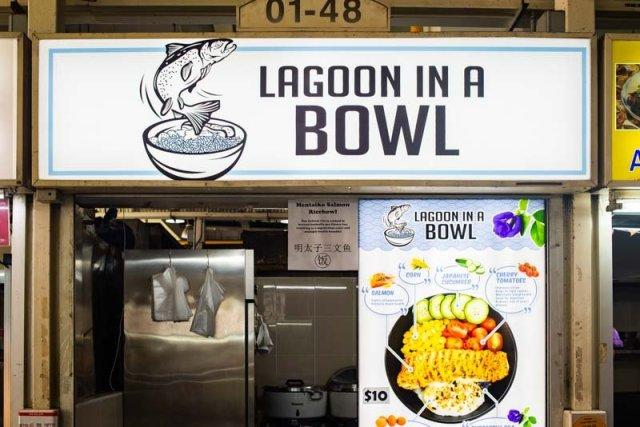 Lagoon In A Bowl 1