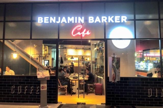 Benjamin Barker Cafe 3