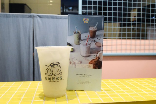 Fruce 5 Fruce: D24 Durian & Mango Sago Reinvented Into Dessert Beverages At Wisma Atria