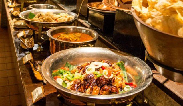 Hsbc Buffet Deals Kintamani Indonesian Restaurant