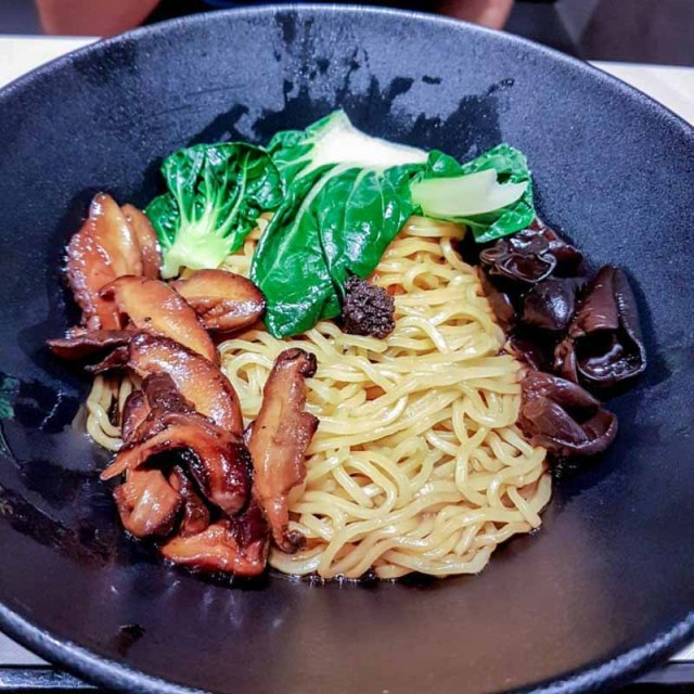 Truffle Noodles Listicle 25 16 Truffle Noodle Dishes In Singapore To Keep You Trufflin' Every Day