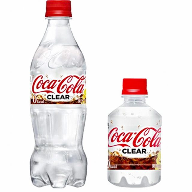 coca cola clear 2 online 800x800 Confuse Your Brain With Transparent Coca Cola That Contains Zero Calories Released In Japan This June