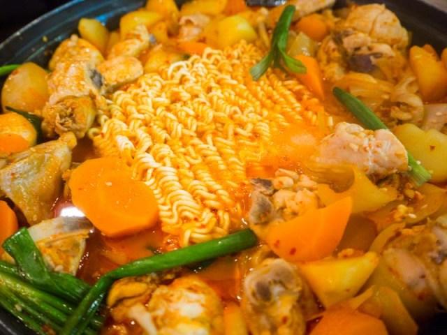 seoul yummy spicy challenge - 5