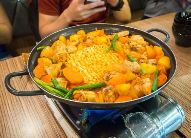 seoul yummy spicy challenge - 6