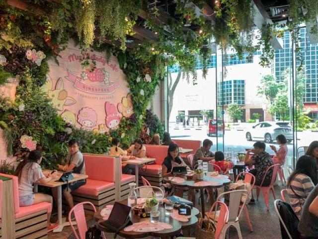 My Melody Cafe 19
