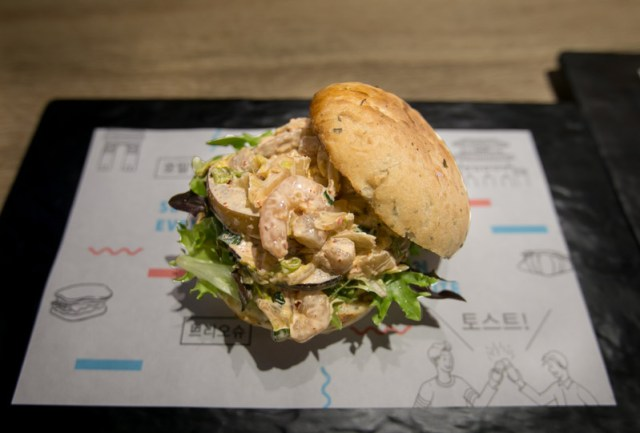 Seoul In A Sandwich 10