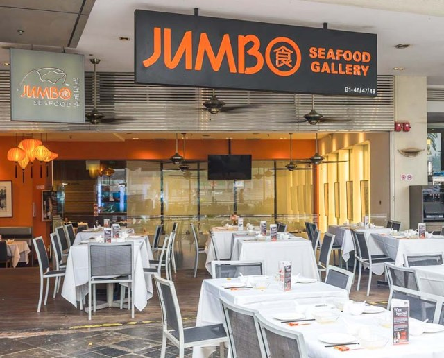 Chope Deals JUMBO Seafood Gallery ONLINE 02 10 Seafood Restaurants In Singapore To Feast Like A King Without Breaking The Bank