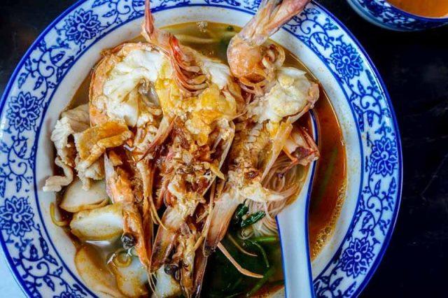 Da Shi Jia Prawn Noodle 8