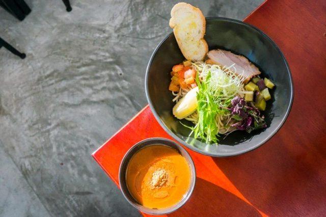 ebi tori menzo 13 800x532 Ebi Tori Menzo: Shrimp + Chicken Dipping Ramen & Chashao Don From Osaka At South Beach Ave