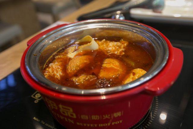 Jin Shang Yi Ping Hotpot 8