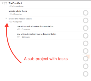 03 subproject with tasks