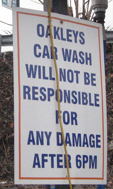 Carwashbroken
