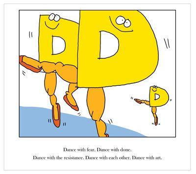 D dance