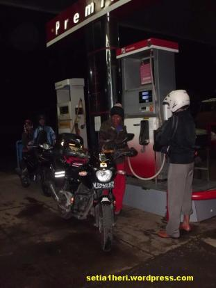 isi bensin