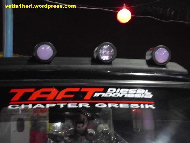 Taft Diesel Indonesia Chapter Gresik