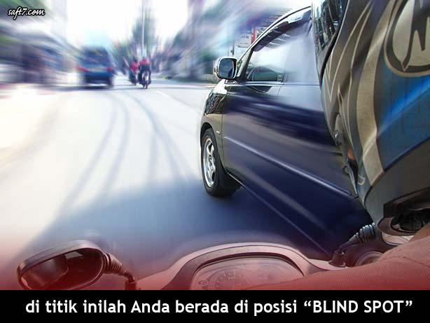 Apa itu Blind Spot ?