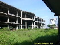 bangunan mangkrak di wilangun