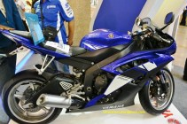 YZF-R6 di Royal Plaza