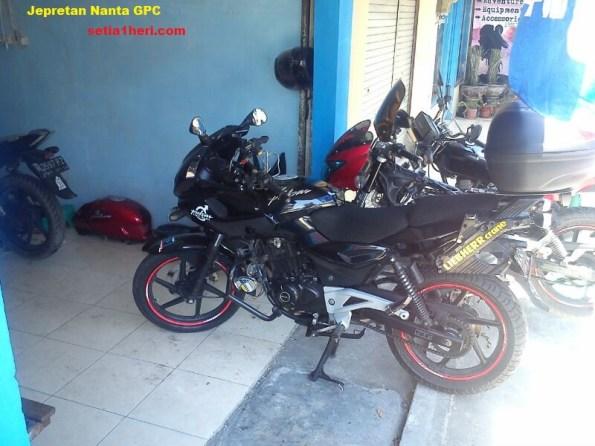 antrian di gpc motor shop