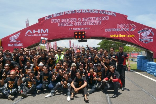 gathering honda community CB series