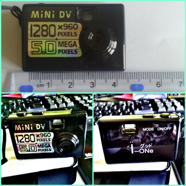 kamera mini dv 5 mp