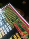 Daftar menu Pos Ketan Legenda 1967 Alun-Alun Batu (1)