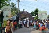 Haul Mbah Syafii Pongangan Manyar Gresik tahun 2014 (4)