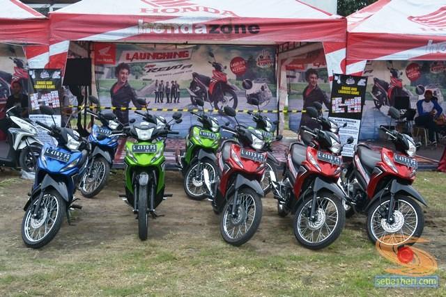 Test Ride New Honda Revo Fi Artikel Telaat Setia1heri Com