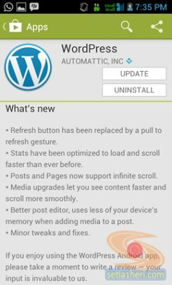 update wordpress for android per 3 april 2014 (1)