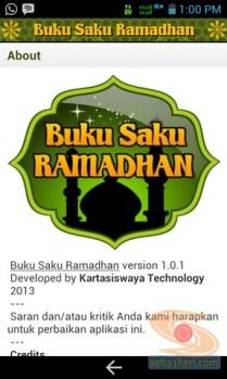Buku Saku Ramadhan di gadget android (2)