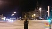 malam hari di swedia