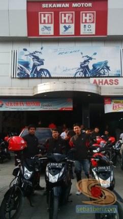 Honda Fun Turing with Blogger Jawa Timur 2014 (18)