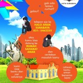 Rumah Sahabat Anak Kota Surabaya 2014