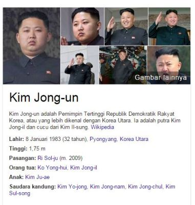 Kim Jong un akan datang ke Indonesia dalam konferensi asia afrika april 2014