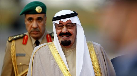 Saudi King Abdullah passes away in friday 23 januari 2015