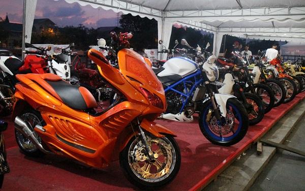 Honda Modif Contest tahun 2015 (1)