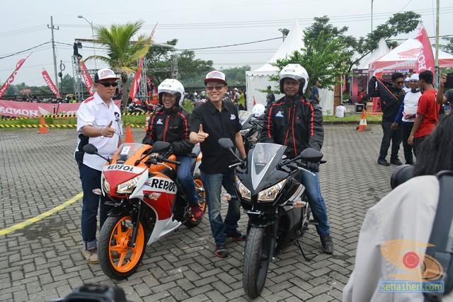 Honda Sport Motoshow 2015 di Surabaya (2)