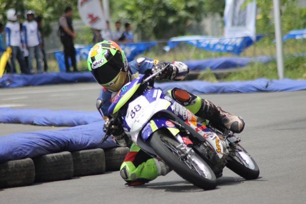 Tommy Richard Orlando pemenang YCR3 dan YCR4 Seri 2 Yamaha Cup Race di Aceh